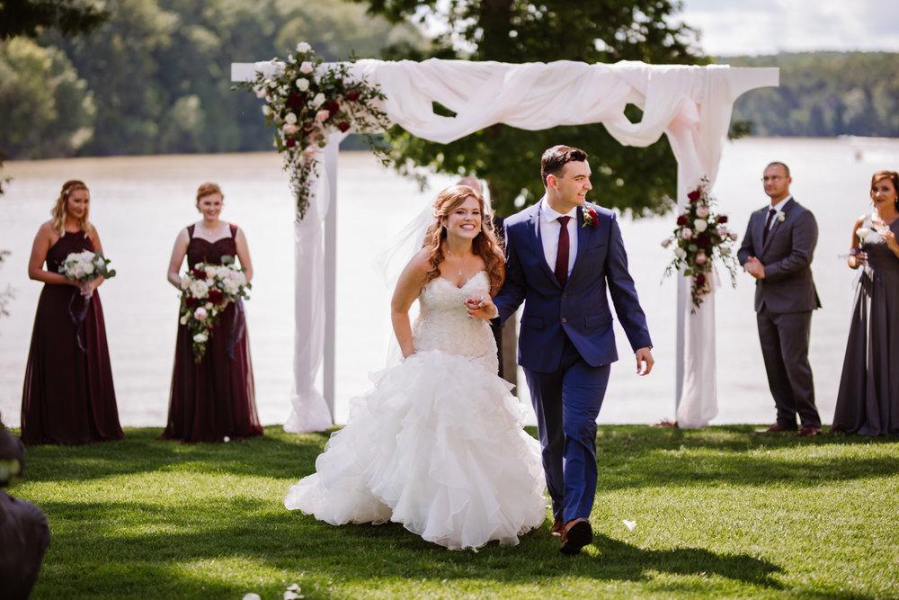 Bella Collina wedding ceremony   Kayli LaFon Photography, Greensboro Winston-Salem NC Photographer