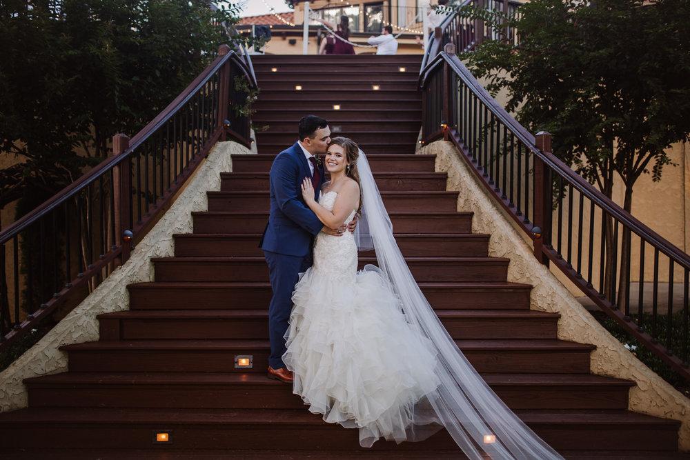 Bella Collina Wedding   Bride and Groom Portraits   Kayli LaFon Photography, Greensboro Winston-Salem NC Photographer