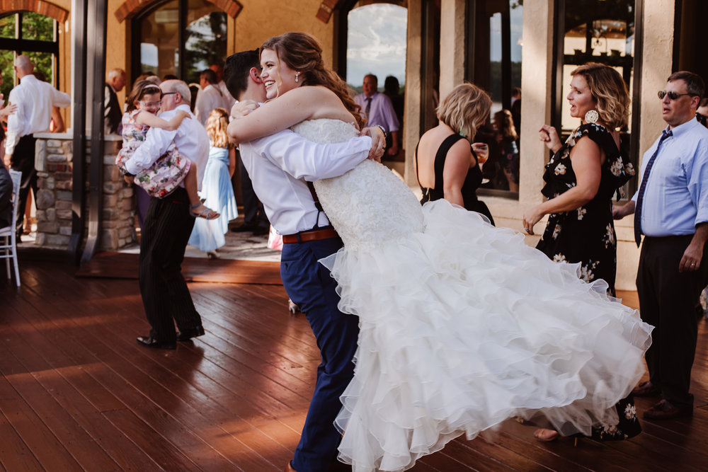 Bella Collina Wedding Reception   Kayli LaFon Photography, Greensboro Winston-Salem NC Photographer