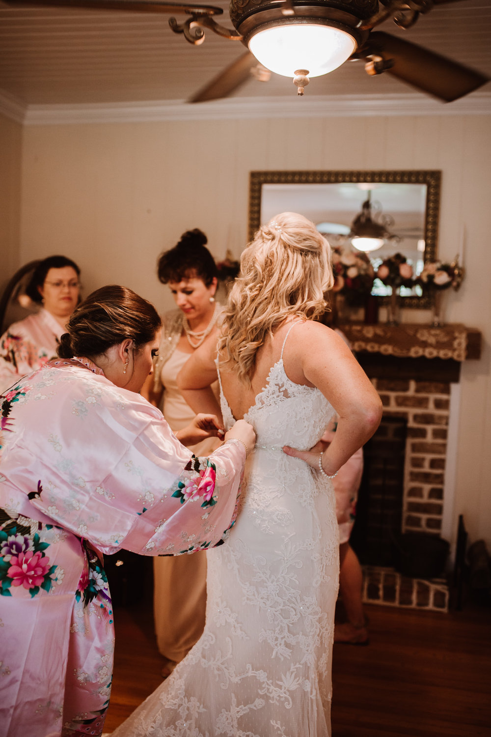Getting Ready Details by Kayli LaFon Photography | Greensboro Winston-Salem, NC Wedding Photographer | The Hideaway at Crooked Creek, Whitsett