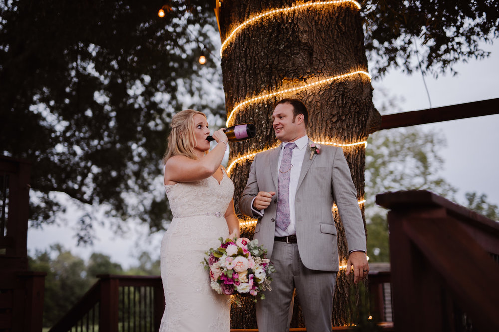 Bride and Groom Portraits by Kayli LaFon Photography | Greensboro Winston-Salem, NC Wedding Photographer | The Hideaway at Crooked Creek, Whitsett