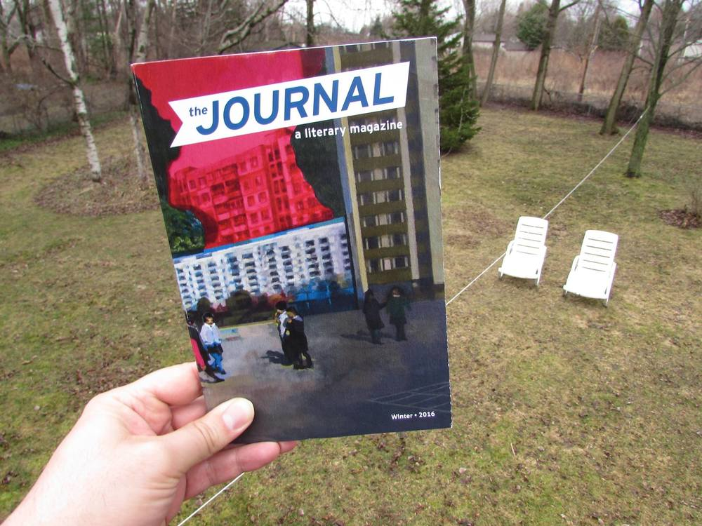 The Journal! Photo courtesy by Christopher Citro!