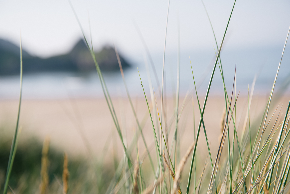 South Wales Beach