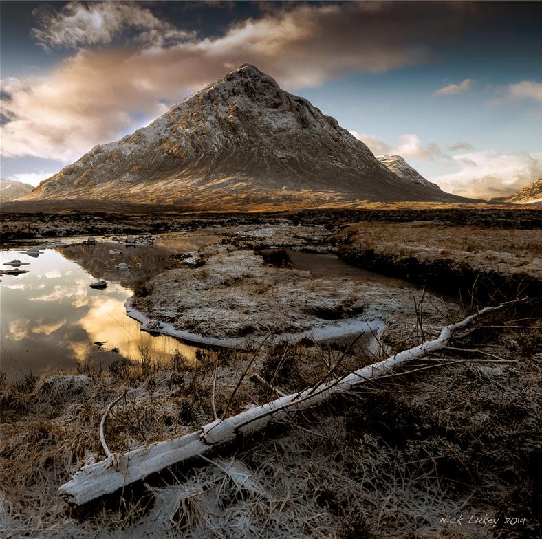 Scotland-mountains
