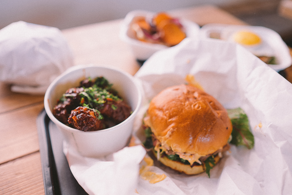 The best wings you will ever eat, take a look into what makes a Burger Shop.