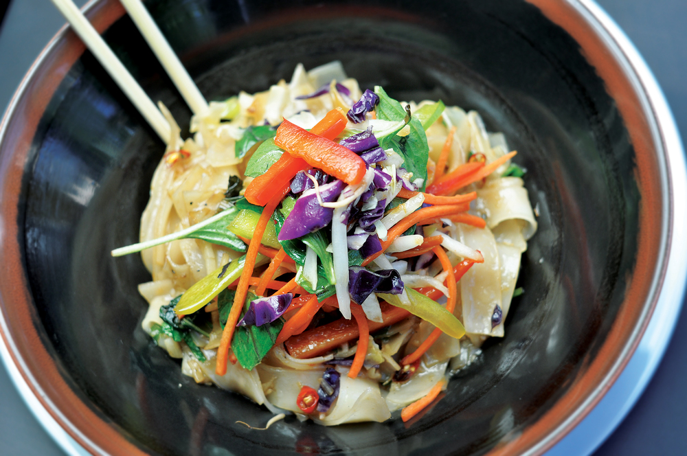 Drunken Noodles   Photo by Charlie Utz