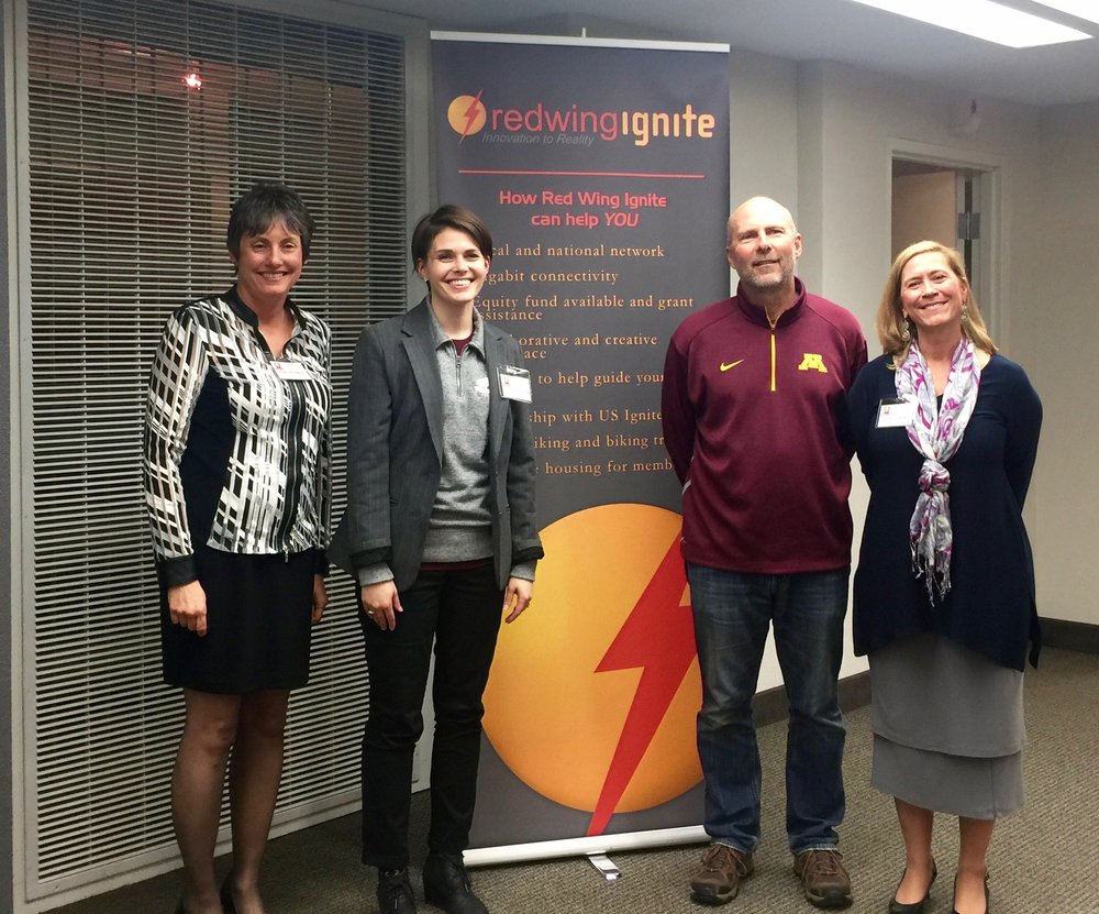 Startup Competition at Red Wing Ignite