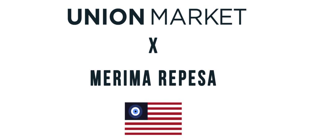 Collaborative pop-up between Union Market in NoMa x MERIMART
