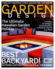 HCL gardens have featured in many magazines and television programs since 2005, winning industry awards for our construction service.