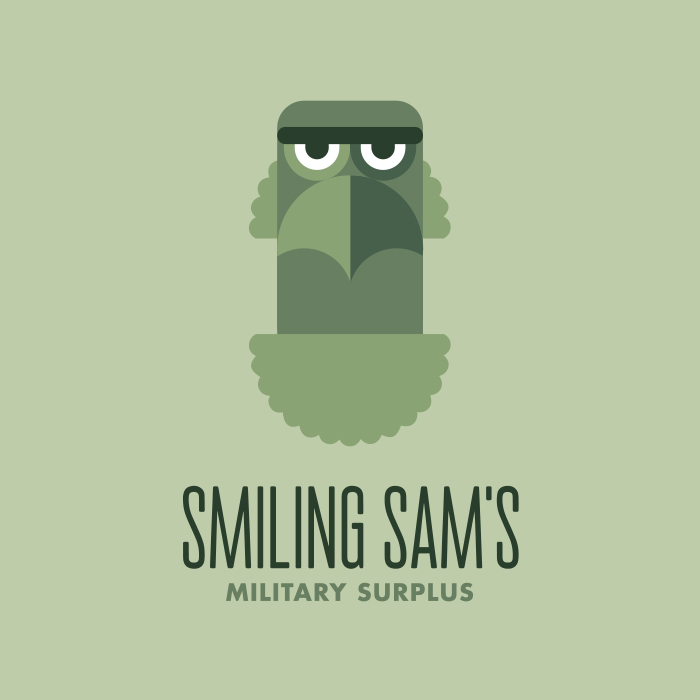 _064: Smiling Sam's Military Surplus