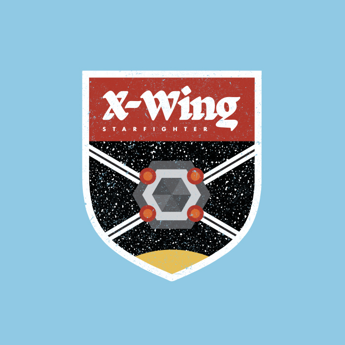 _136: X-Wing Starfighter