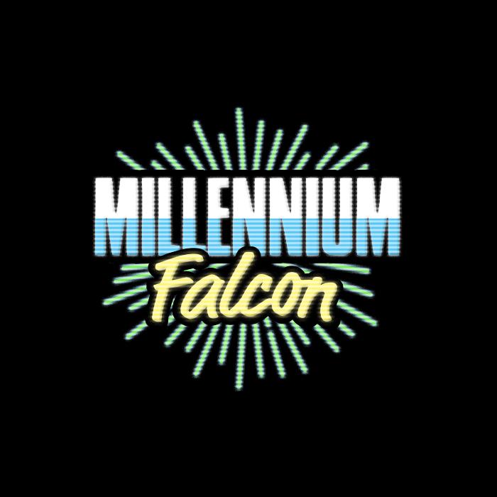 _135: Millennium Falcon