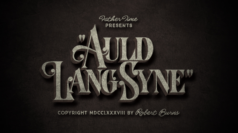 _365: Auld Lang Syne