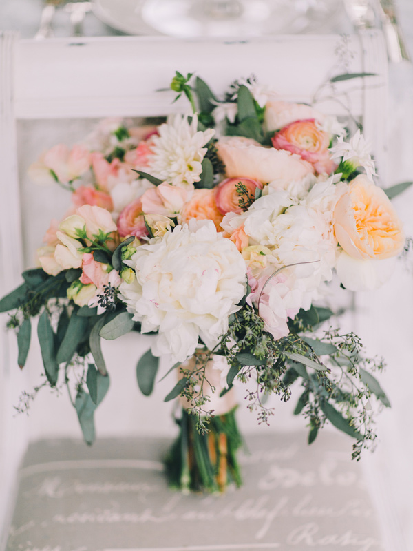 Ruffled Blog - Best of 2014: Bouquets, Photo by Rachel May Photography