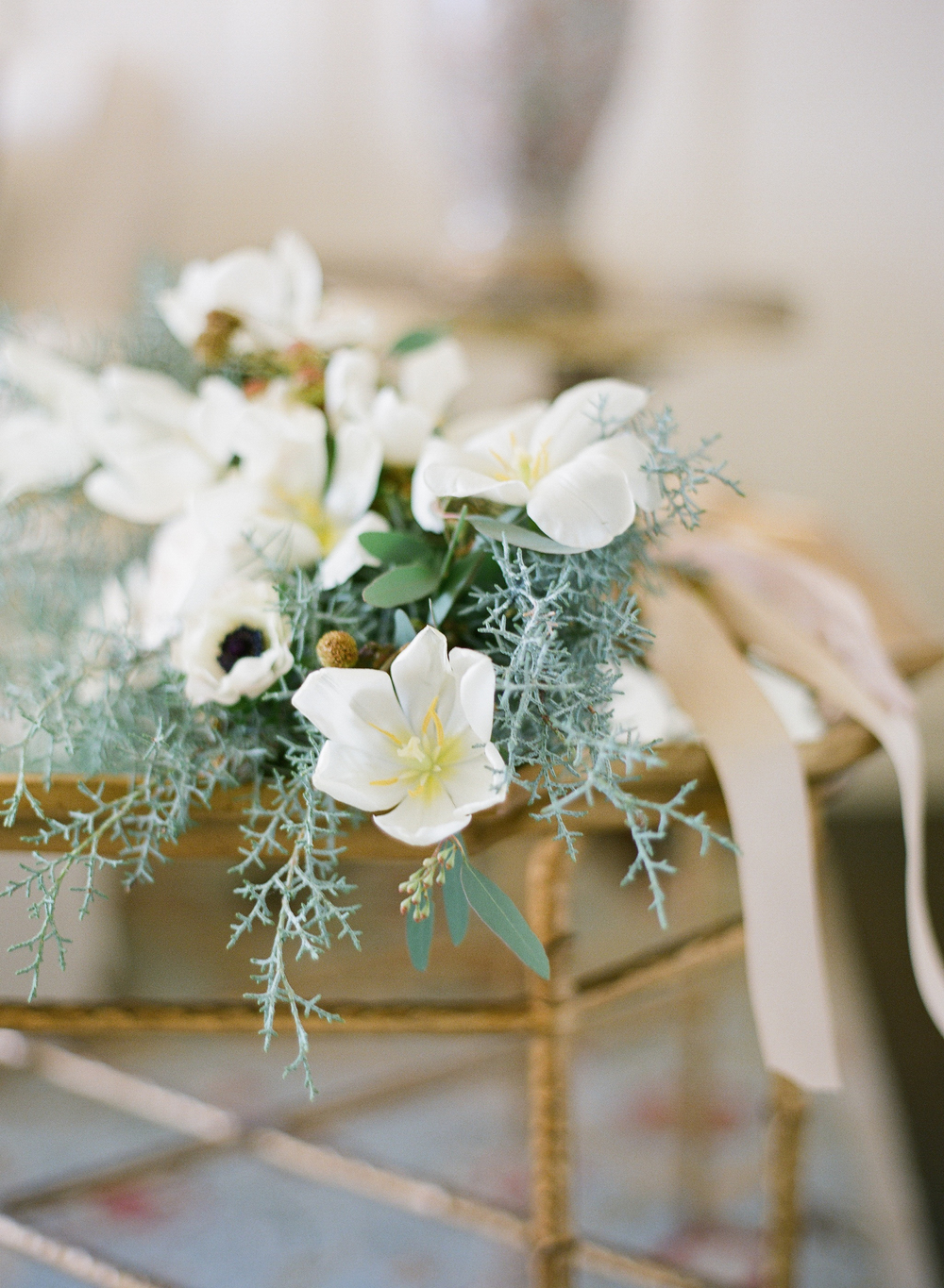 Winter Bridal Inspiration on Style Me Pretty