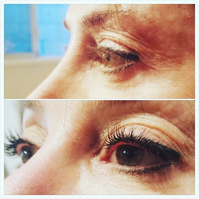 No lashes V Lashes. Look how these soft silk extensions define our clients eyes. Extensions done right mean you don't need messy mascara anymore. We LOVE!!! 💝 #definiton #classiclashes #beautifuleyes #lalondonlashes #lashveteran #naturallashes