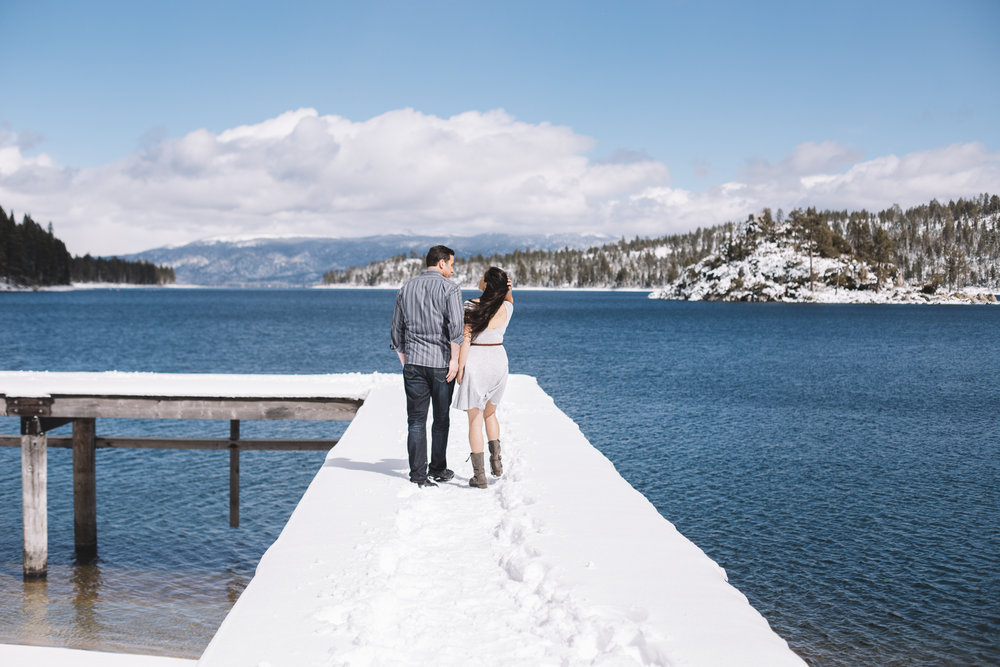 South Lake Tahoe Wedding Photography