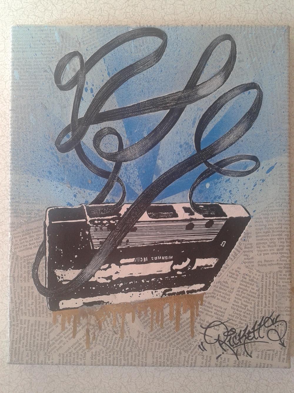 Loose Tape (2012)