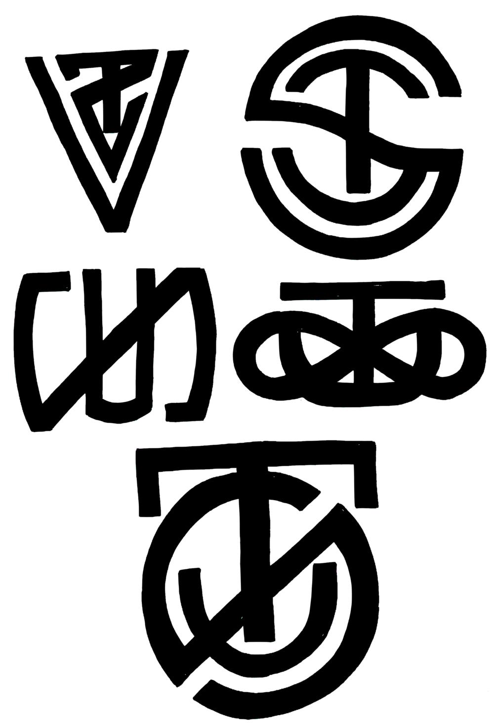 Unused Logos (2013)