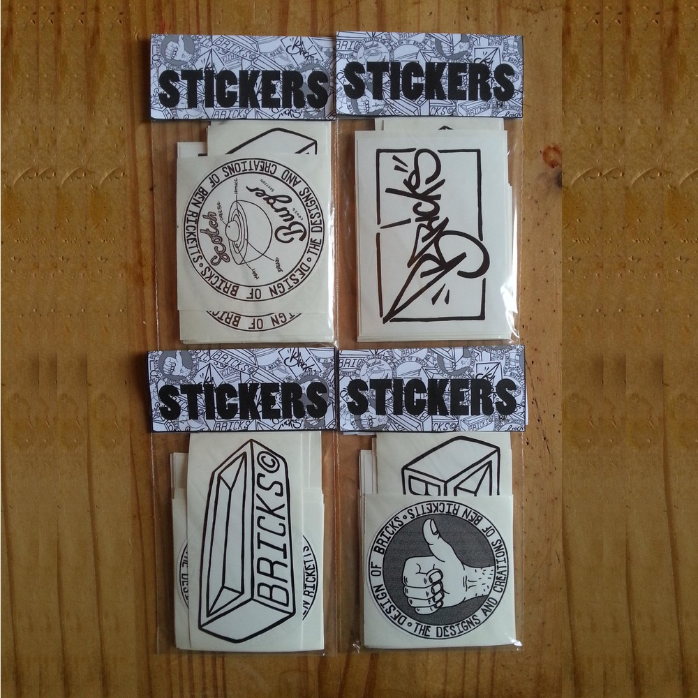 Sticker Packs 2015