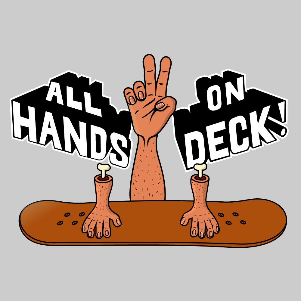 All Hands on Deck (2016)