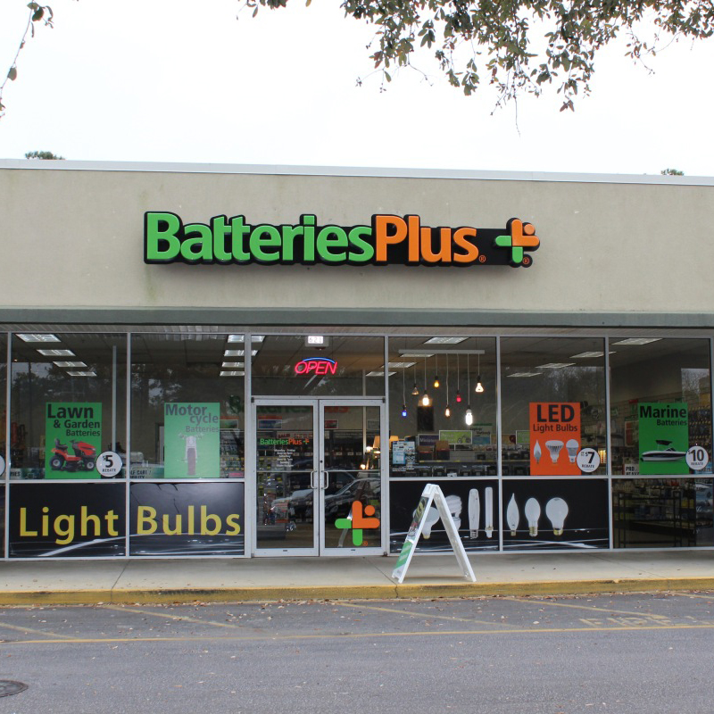 Batteries Plus -
