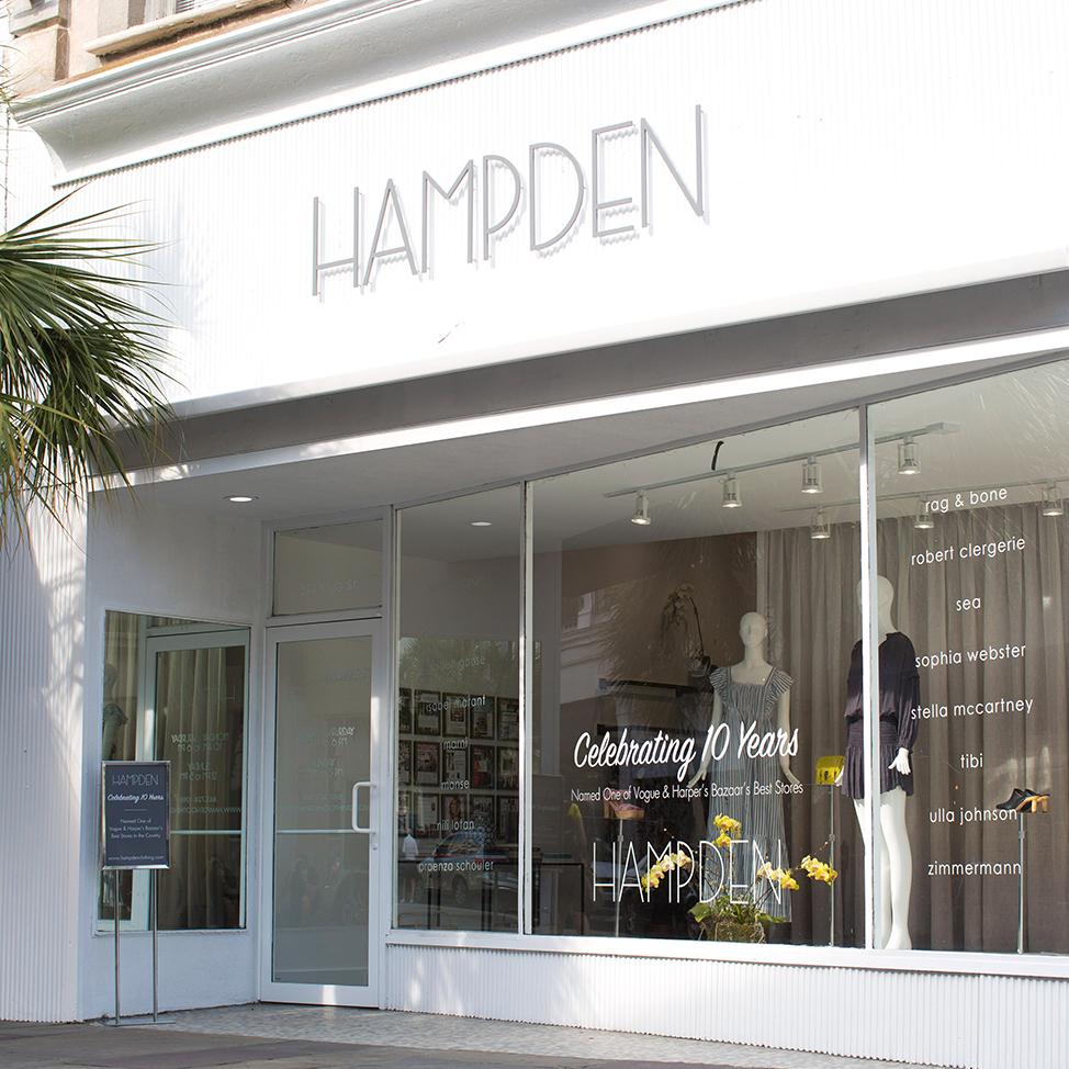 Hampden Clothing -