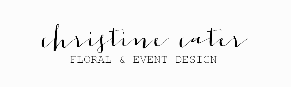 Christine Cater Floral & Event Design