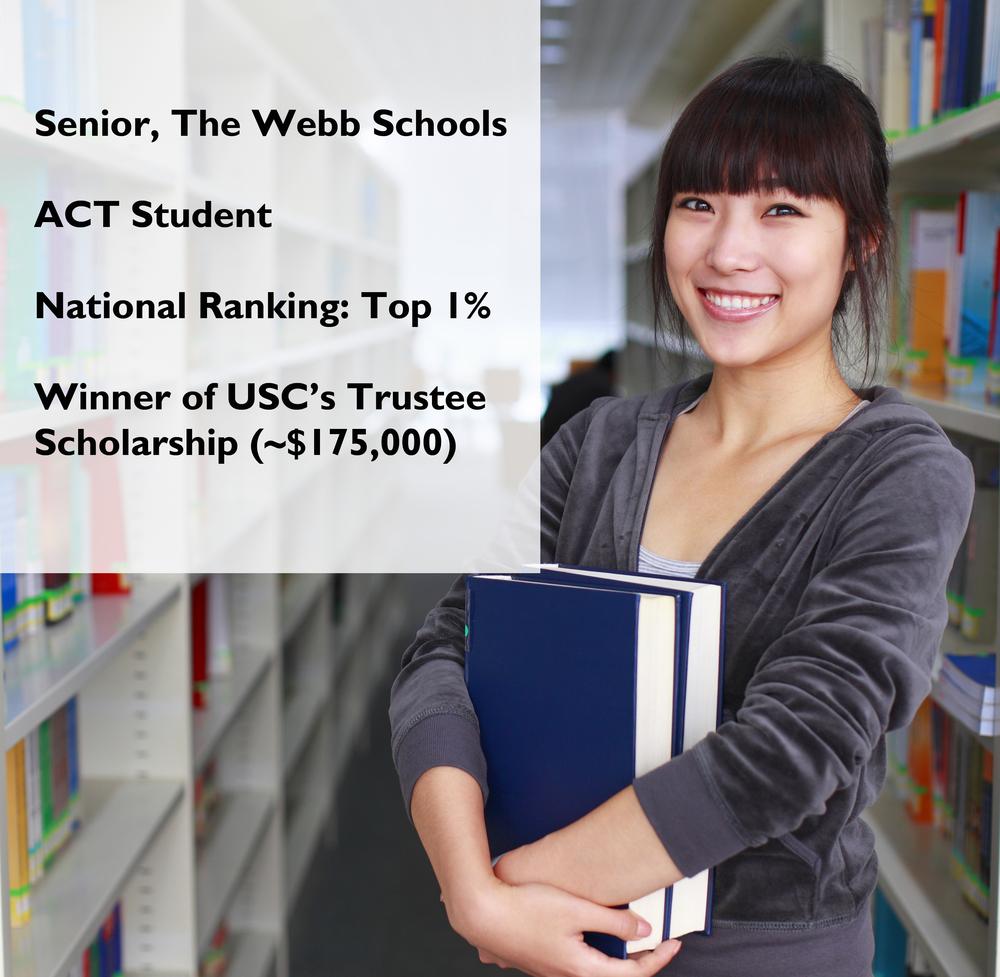 Scholarships to the world's most prestigious universities.