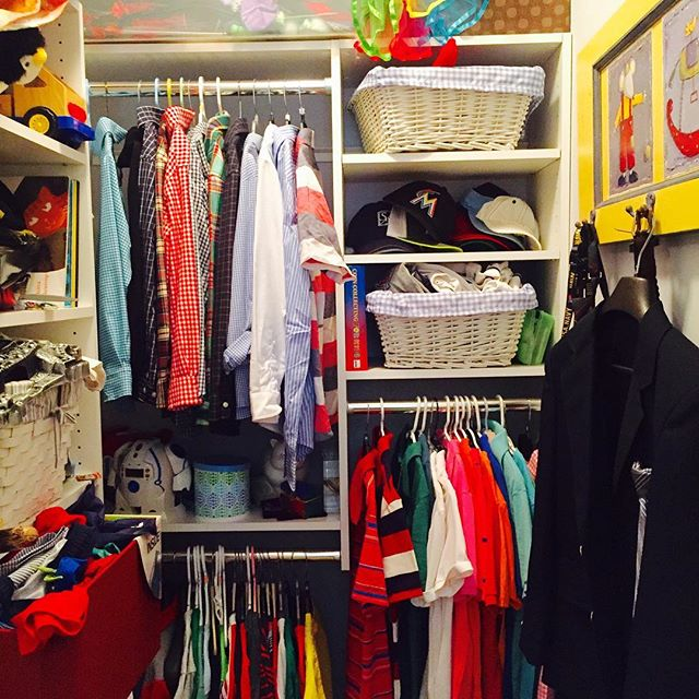 #mom does this look familiar? #before #cleartheclutter #neworleans #kids