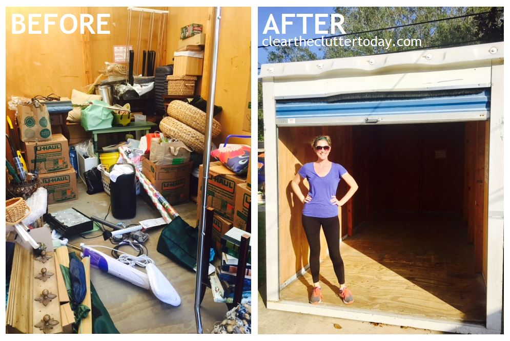 Happy Downsizing!    Stasia Cymes (504) 920-1800 Stasia@clearthecluttertoday.com Follow me on  Facebook