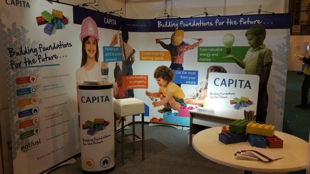 Capita Property | Academies campaign