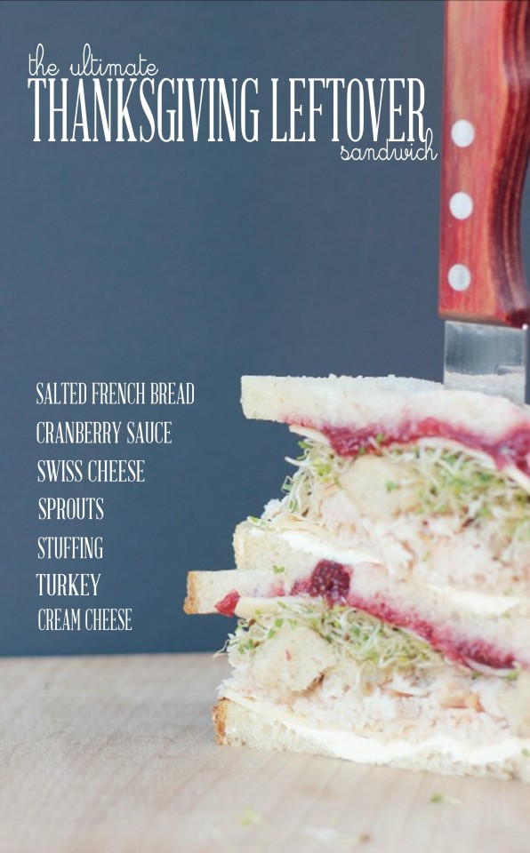 ThanksgivingLeftoverSandwich
