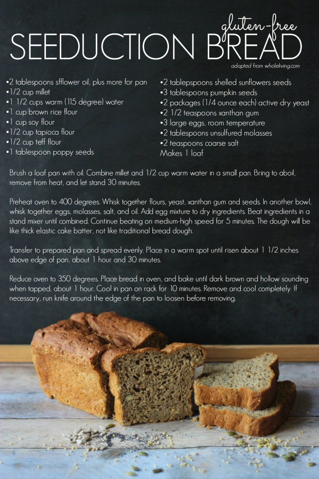 GlutenFreeSeeductionBread