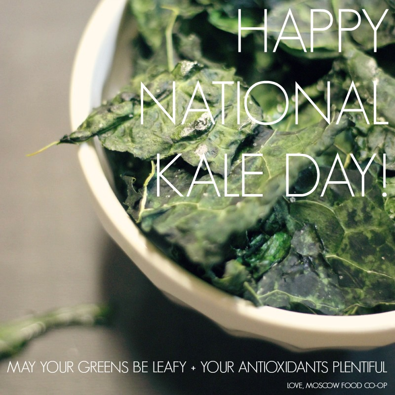 NationalKaleDay