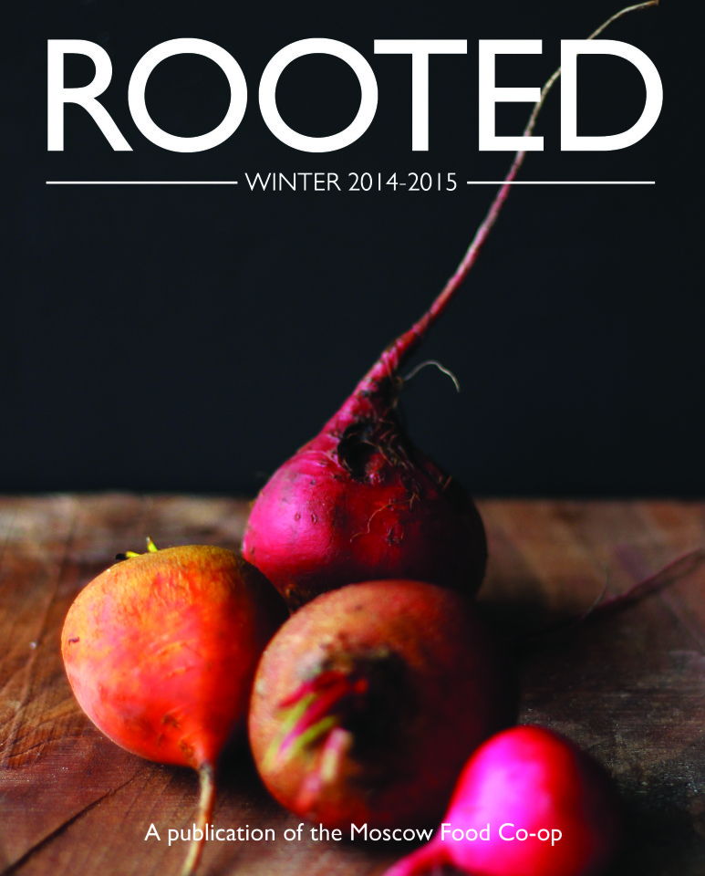 Rooted Cover