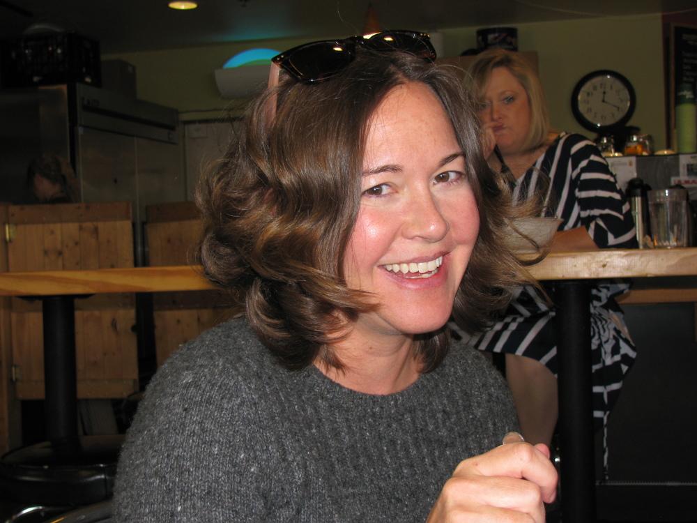 """Artichoke Soup."" Sarah Barrett, Moscow, Writer"