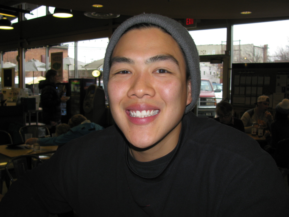 """The pastry section. Everything sweet and savory."" Nick Yap, Pullman, WSU Student"
