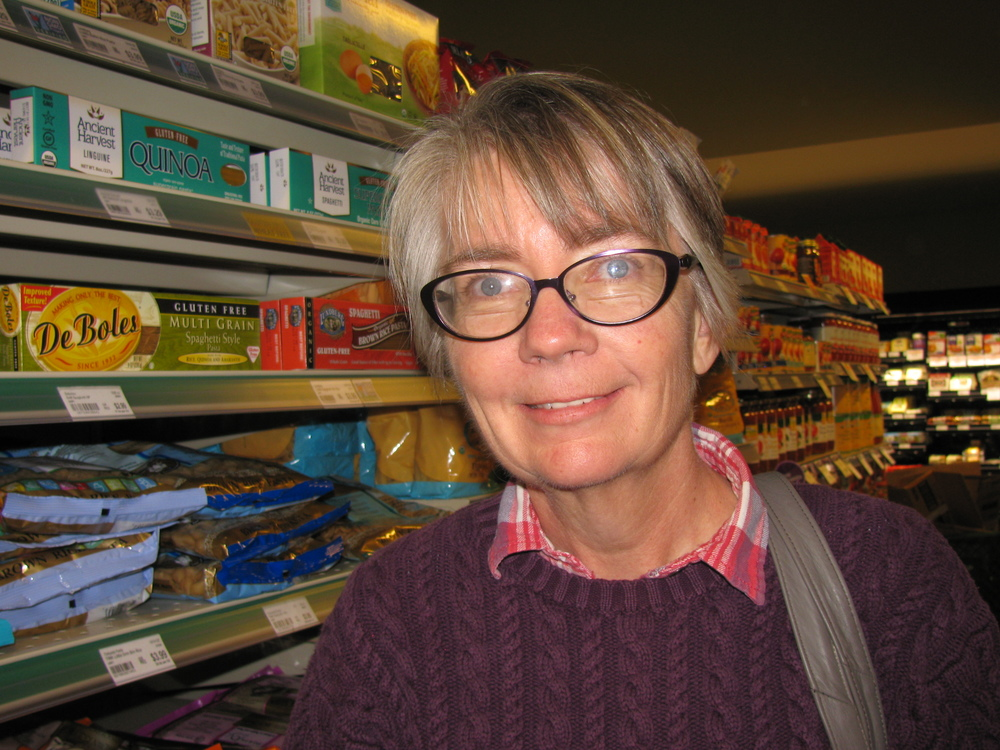 """More canned soups. Different brands and flavors."" Marcy Paul, Moscow, Long-time resident"