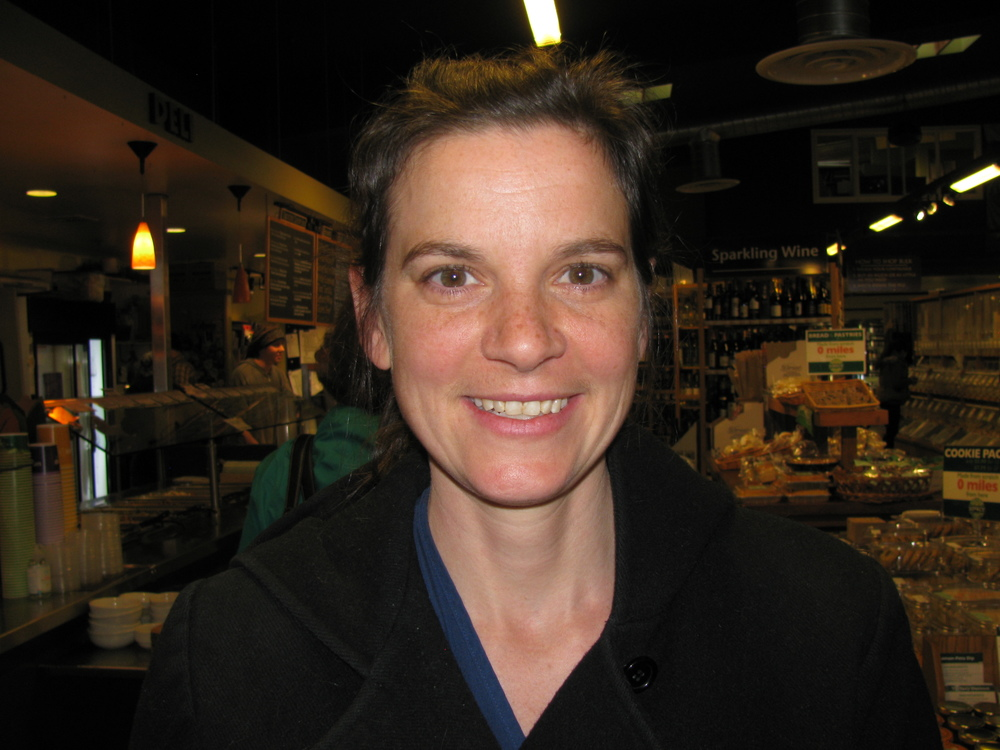 """The meat section. More goat, lamb, and fish options."" Michelle Hazen, Moscow, Dining Diva"