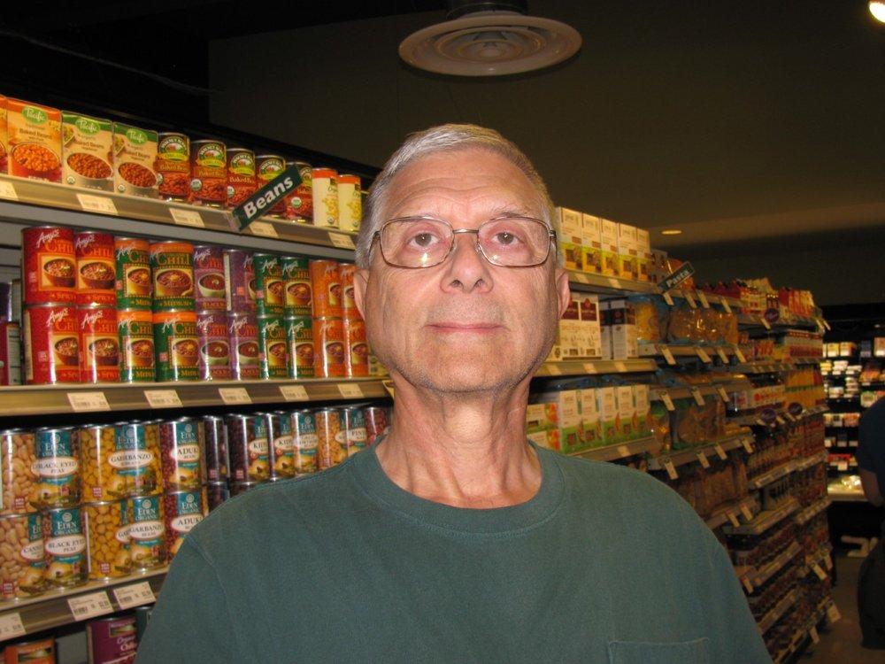 """Apple pie.""Charles Preston, Troy, Semi-Retired"