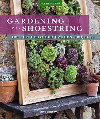 Gardening on a Shoestring will ease the strain on any gardener's pocketbook while inspiring them with fun, creative projects for up-cycling, as well as providing them with ideas, tips, and alternative designs that will make gardening a pleasure—and economical, to boot!