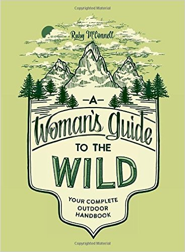 """For women who enjoy hiking, camping, backpacking, and other forms of outdoor recreation, or for those inspired by Cheryl Strayed's Wild, A Woman's Guide to the Wild is indeed the definitive guide to being a woman in the great outdoors. This friendly handbook covers the matters of most concern to women, from """"feminine functions"""" in the wilderness to how to deal with condescending men, as well as the basics of wilderness survival tailored to women's unique needs. It includes gear lists in addition to advice for camp setup, fire building, food and water, safety, weather, and navigation."""