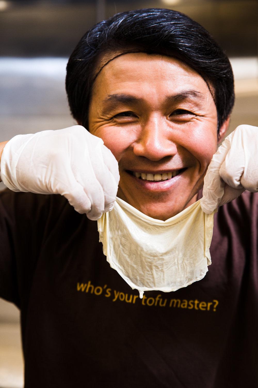 MInh Tsai, Hodo Soy founder.