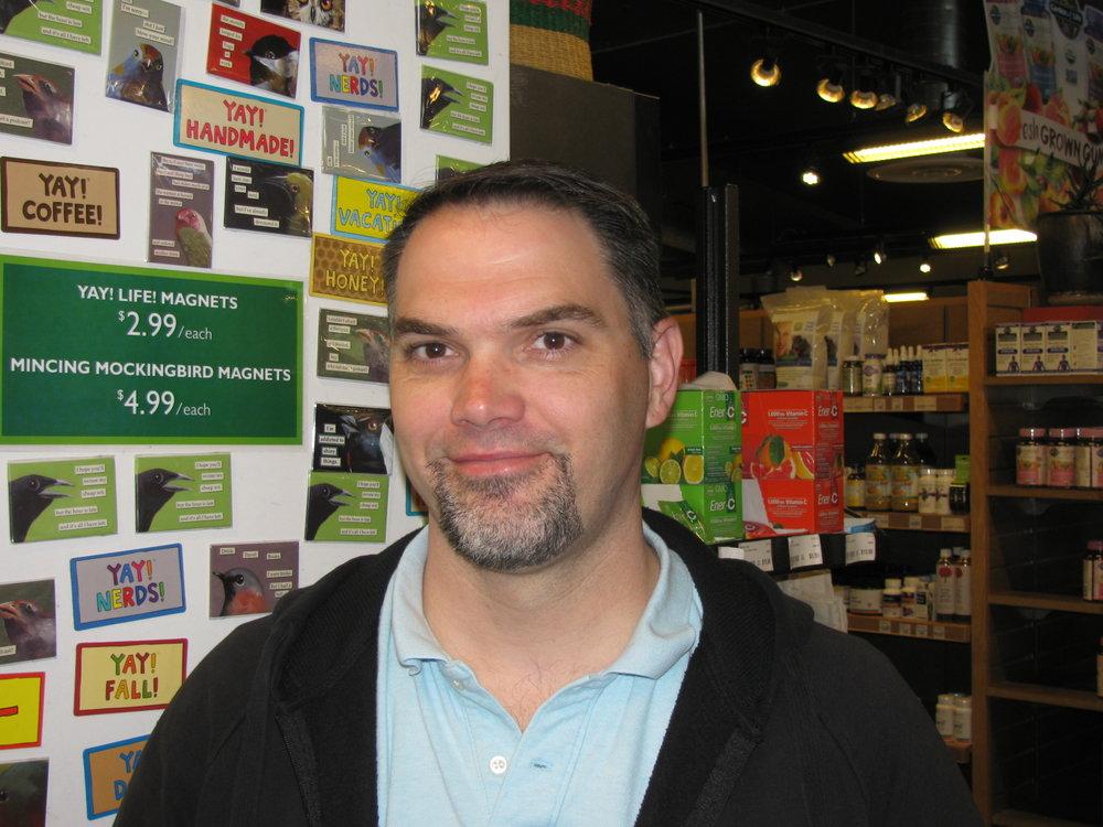 """Raspberry."" Lucas Petersen, Pullman, Homeland Security at Pullman/Moscow Airport"