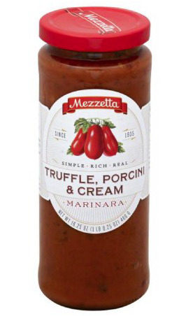 - Mezzetta Marinara SauceFamily-owned and operated since 1935, Mezzetta brings delicious and healthful foods from the Mediterranean to the American table. The company prides itself on its unwavering commitment to family recipes, world-class ingredients, and unforgettable flavor–and they aren't satisfied until they get it right. As a family-owned company, they believe everyone is an honorary Mezzetta, from the farmers to the team on the factory floor, from the sales team who keep the shelves stocked to the consumers who purchase their products. Their marinara sauces are crafted from the fewest, finest, and freshest ingredients, with succulent plum tomatoes from Italy's San Marzano region as their base ingredient, with no added sugar. When a craving for pasta hits, try one of these mouth-watering flavors: truffle porcini, Italian plum tomato, or Calabrian chili and garlic.