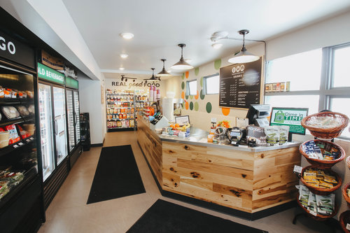 The Moscow Food Co-op's new satellite location on the University of Idaho campus.
