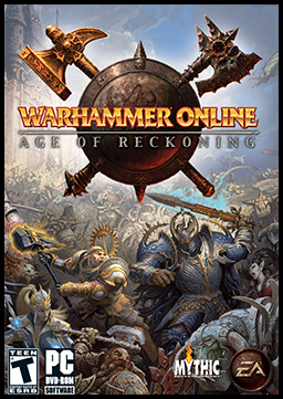 WARHAMMER ONLINE  Senior Env. Artist EA Mythic - 2008