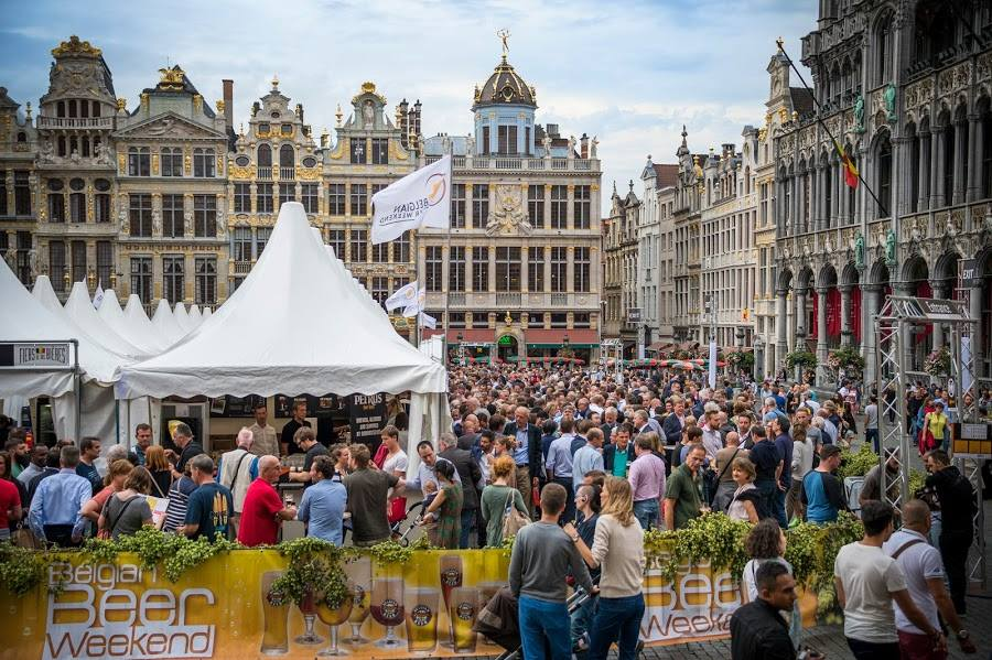 This could be you...    Belgian Family Brewers Tour    ...at Brussels Beer Weekend Festival