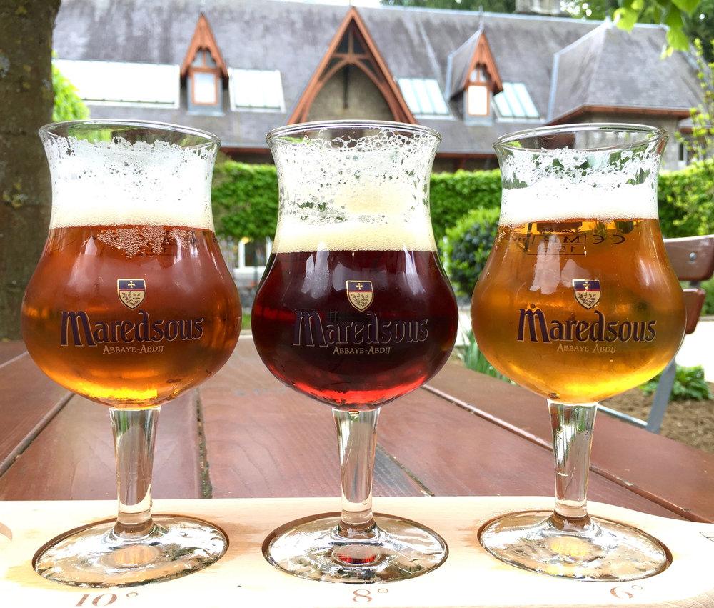 Maredsous Beers